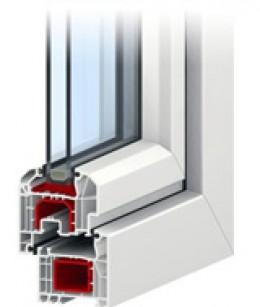 PVC Fenster Ideal 4000