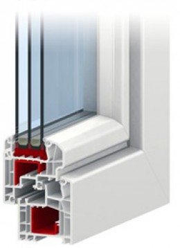 PVC Fenster Ideal 5000