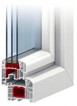 PVC Fenster Ideal 7000